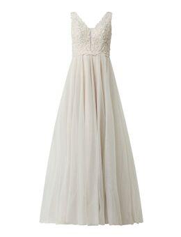 Brautkleid aus Tüll