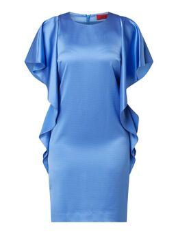 Kleid mit Volontärmeln Modell 'Kosali'