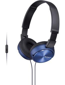 MDR-ZX310AP Blauw