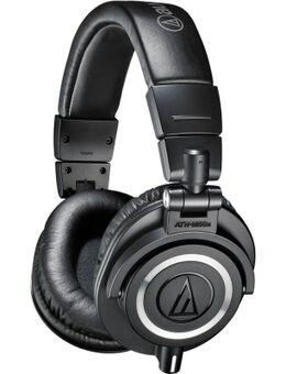 ATH-M50X Zwart