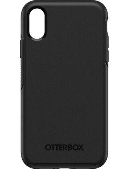 Symmetry Apple iPhone Xr Back Cover Zwart