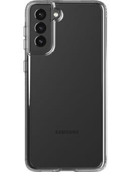 Evo Clear Samsung Galaxy S21 Plus Back Cover Transparant