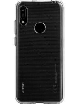 Soft Design Huawei Y6 (2019) Back Cover Transparant