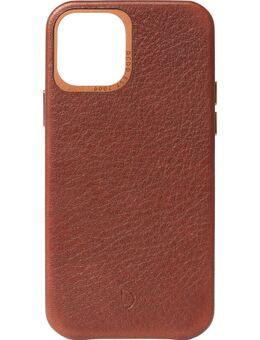 Apple iPhone 12 mini Back Cover Leer Bruin