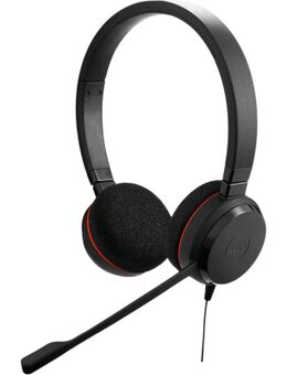 Evolve 20 UC Stereo Bedrade Office Headset