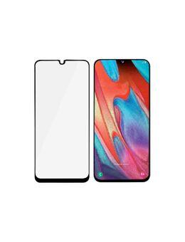 Case Friendly Samsung Galaxy A41 Screenprotector Glas