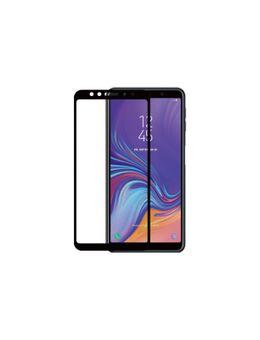 Gehard Glas Samsung Galaxy A7 (2018) Screenprotector Glas Zwart