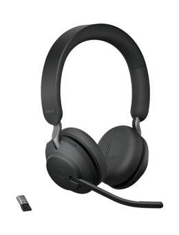 Evolve2 65 Link380a UC Stereo Black