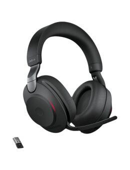 Evolve2 85 Link380a UC Stereo Black