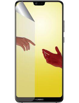 Huawei P20 Lite Screenprotector Plastic Duo Pack