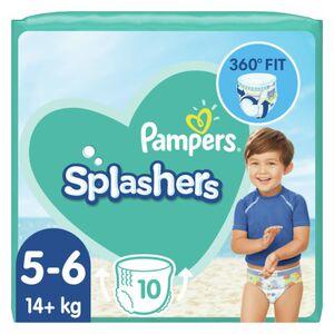 Splashers Zwemluiers Maat 5 (14 kg+) 10 stuks