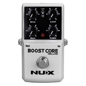 Boost Core Deluxe effectpedaal
