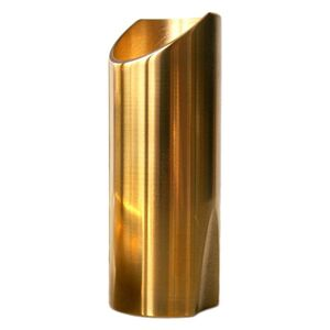 Polished Brass Slide M