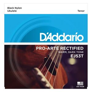 EJ53T Pro Arte Rectified snarenset voor tenor ukelele