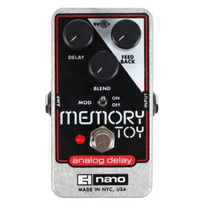 Nano Memory Toy Analog Delay pedaal
