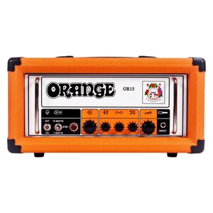 OR15H 15 watt gitaarversterker-top