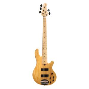Skyline 55-01 Natural Maple Fingerboard 5-snarige elektrische basgitaar