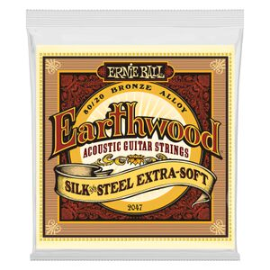 2047 Earthwood Silk & Steel Extra Soft snarenset