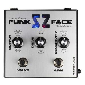 SZ Funk Face Twin Filter Auto-Wah met 12AX7