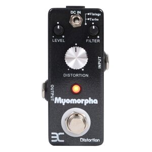 TC-13 Myomorpha Distortion effectpedaal