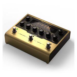 X-Vibe effectpedaal met audio-interface