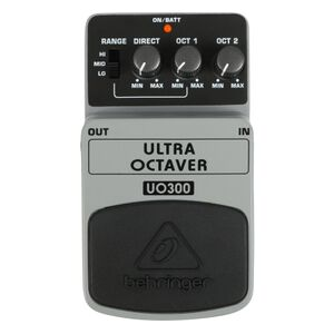 UO300 octaver effectpedaal