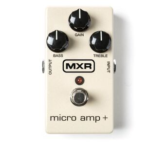 M233 Micro Amp+ boost effectpedaal