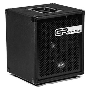 CUBE112/T4 450W 1x12 basgitaar cabinet 4 Ohm zwart