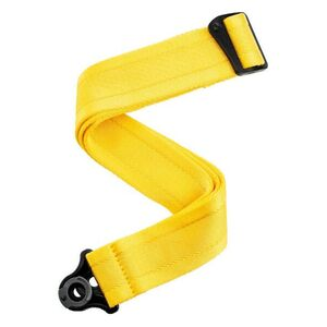 50BAL07 auto-lock gitaarband mellow yellow