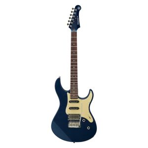 Pacifica 612VII X MSB Matte Silk Blue elektrische gitaar