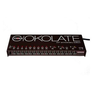 Ciokolate multi-voeding voor effectpedalen