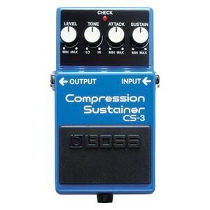 CS-3 Compressor Sustainer