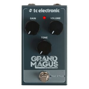 Grand Magus Distortion effectpedaal