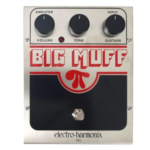 Big Muff Pi distortion