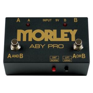 ABY PRO Selector signaalswitch