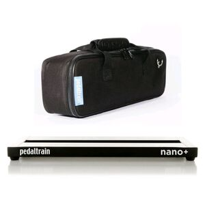 Nano+ plus pedalboard met softcase