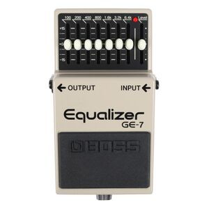GE-7 Graphic Equalizer