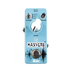 D1 Maxverb Reverb effectpedaal