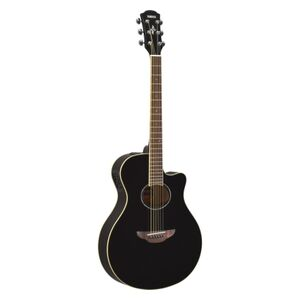 APX600 Black elektrisch-akoestische gitaar