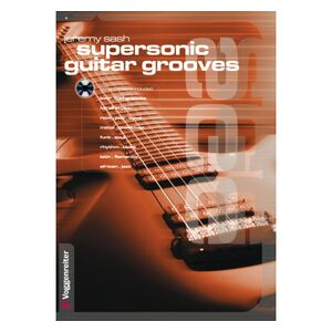 Supersonic Guitar Grooves English Edition