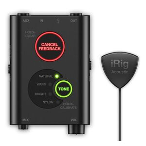 IRig Acoustic Stage microfoonsysteem