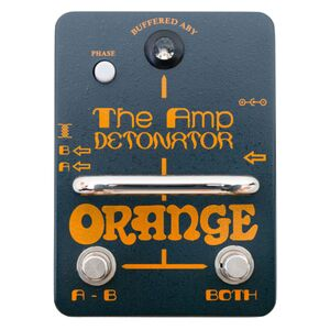 The Amp Detonator ABY splitter en combiner