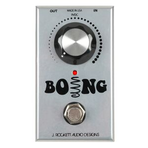 Boing Spring Reverb pedaal