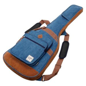Powerpad Designer Collection gigbag elek. gitaar blauw