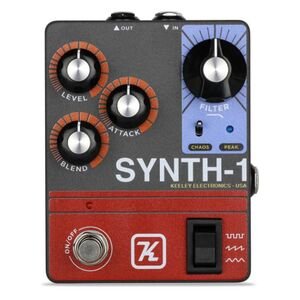Synth-1 Reverse Attack Fuzz Wave Generator