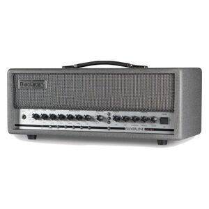 Silverline Deluxe Head 100W gitaarversterker top