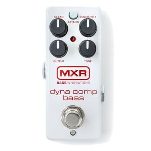 M282 Dyna Comp Bass Compressor effectpedaal