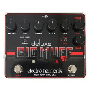Deluxe Big Muff Pi distortion