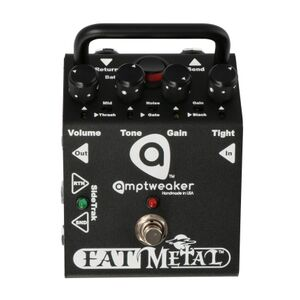 FatMetal distortion effectpedaal