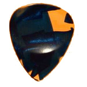 Dug Acryl plectrum van acryl (per stuk)